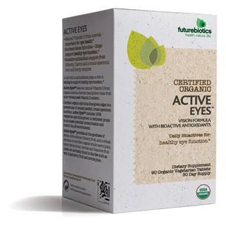 Active Eyes (90 vtabs) Futurebiotics