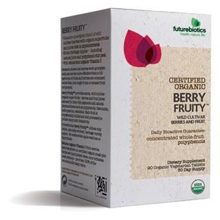 Berry Fruity (90 vtabs) Futurebiotics