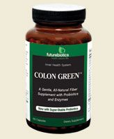Colon Green (150 caps) Futurebiotics