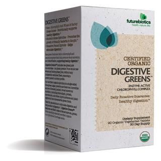 Digestive Greens (90 vtabs) Futurebiotics