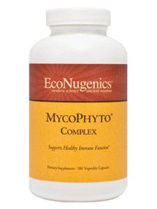 MycoPhyto Complex Capsules (180 v-caps) Econugenics