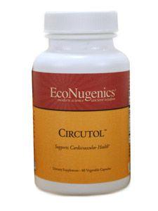 Circutol (60 v-caps) Econugenics
