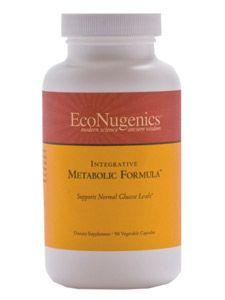 Integrative Metabolic Formula (90 v-caps) Econugenics