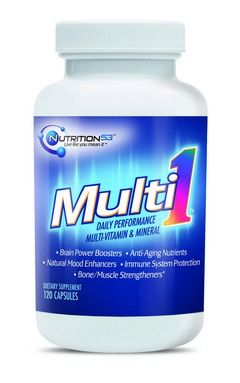 Multi1 (120 capsules) Nutrition53