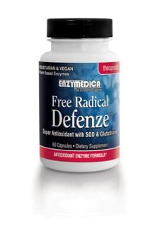 Free Radical Defenze (60 caps)* EnzyMedica
