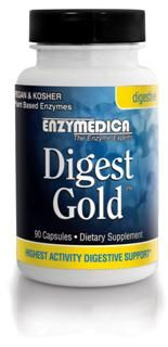 Digest Gold with ATPro (90 caps)* EnzyMedica