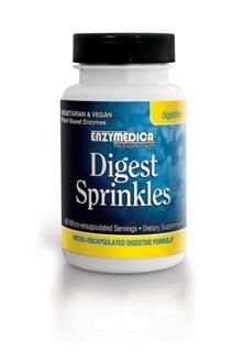 Digest Sprinkles w/Fiber (60 caps)* EnzyMedica