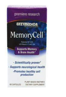 MemoryCell (60 caps)* EnzyMedica