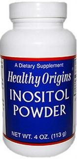 Inositol Powder (4 oz) Healthy Origins