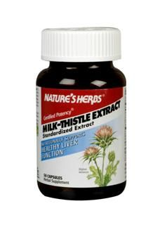 Milk Thistle-Power (50 Caps) Nature's Herbs