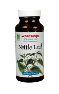 Nettle Leaf (100 Caps) Nature's Herbs