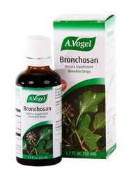 Bronchosan Liquid (50ml) A Vogel