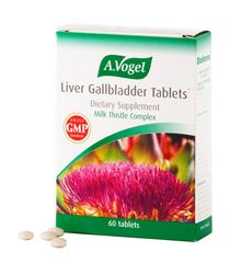 Liver Gallbladder Tablets (60 tab) A Vogel