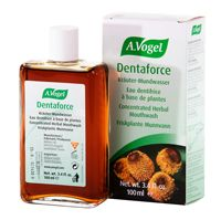 Dentaforce Mouthwash (3.4 oz) A Vogel