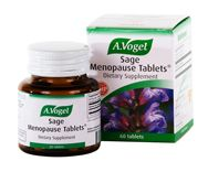 Sage Menopause Forte, 30 tablets, 425mg each A Vogel