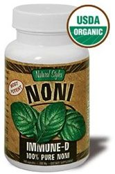 Noni Immune-D Capsules (500mg | 100 caps) Natural Styles