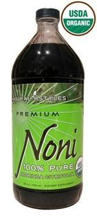 Premium Noni Juice (32 oz)* Natural Styles