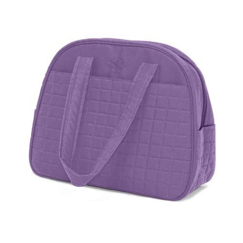 Purple Metro Gym Bag                 Gaiam Yoga