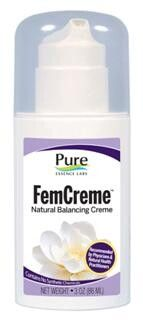 FemCreme |Natural Progesterone (3 oz Pump)* Pure Essence Labs