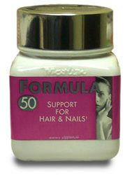 Formula 50 (250 SoftGels) Naturally Vitamins