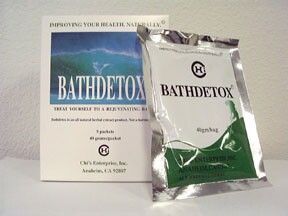 Bathdetox (5 bags) Chi's Enterprise