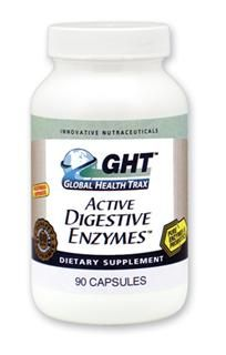 Active Digestive Enzymes* (90 Caps) Global Health Trax