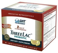 ThreeLac* (60 Packets) Global Health Trax