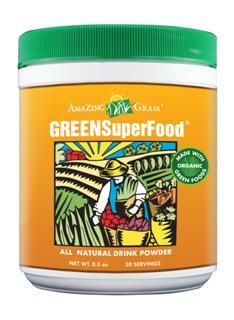 Green SuperFood Powder (8.5 oz) Amazing Grass