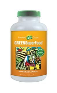 Green SuperFood Capsules (150 caps) Amazing Grass