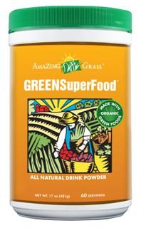 Green SuperFood Powder (17 oz) Amazing Grass