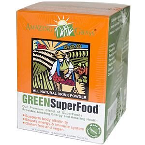 Green SuperFood Packets (15 packets) Amazing Grass
