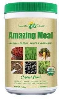 Amazing Meal Original Blend (16 oz) Amazing Grass