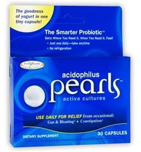 Acidophilus Pearls (90 caps) Enzymatic Therapy