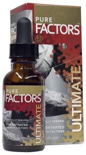 Pure Factors Ultimate Human ProFormance Matrix (1 oz) Pure Solutions