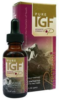 Deer Antler Velvet Extract | Pure IGF Premium (1 oz) Pure Solutions