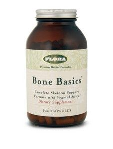 Bone Basics (160 v-caps) Flora