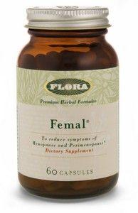 Femal (60 caps) Flora