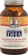 Unrefined Algae DHA (90 v-capsules) Flora Health, Udo's Choice