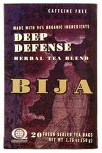 Bija Deep Defense Tea (20 teabags) Flora Health, Bija