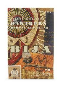 Bija Hawthorn (20 teabags) Flora Health, Bija
