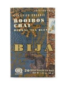 Bija Rooibos Chai (20 teabags) Flora Health, Bija