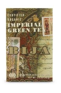 Bija Imperial Green Tea (20 teabags) Flora Health, Bija