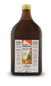 Magnesium liquid (8.5 oz) Flora Health, Floradix