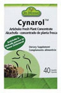 Cynarol Artichoke Concentrate (500 mg 40 capsules) Flora Health, Dr. Dunner