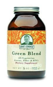Udo's Choice Green Blend (9 oz) Flora Health, Udo's Choice
