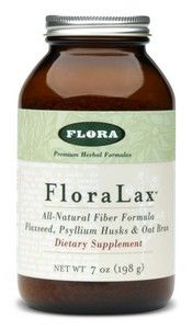 Floralax All Natural Fiber Formula (7.1 oz) Flora