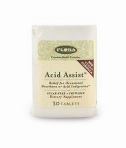 Acid Assist (Pocket Dispenser) (30 tablets) Flora