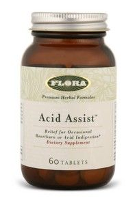Acid Assist (60 tablets) Flora