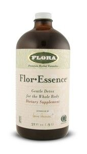 Flor-Essence Gentle Detox (32 oz) Flora