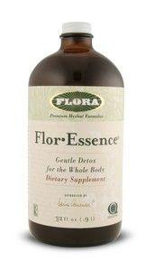 Flor-Essence Gentle Detox (32 oz) Flora